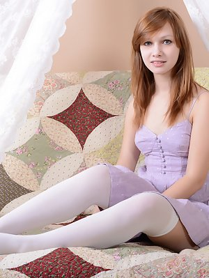 Remarkable, Teen white stockings have