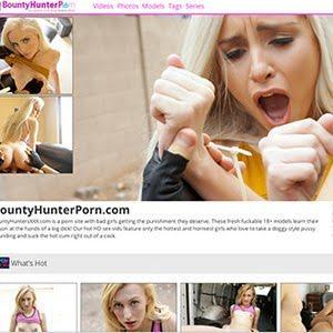 Bounty Hunter Porn