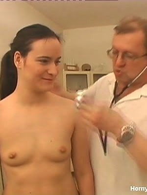 Usual Examination Turns Into Hard Fucking Hard pics