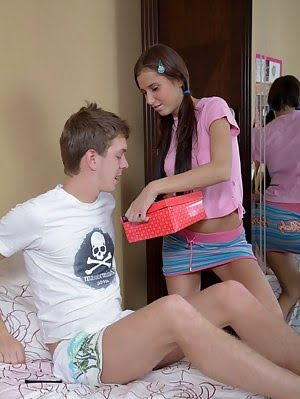 The Hardcore Fuck Action With Insatiable Teen Slut.