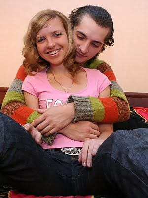 First Shy Goldhaired Teen Gets More Free In Guy's Hands And Gives Her Nice Tight Pink Pussy For His Pussy pics