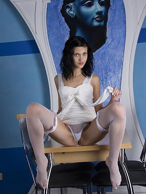 Have A Look At This Sensual And Erotic Image Set With A Hot Teen Angel Who Teases With Her Stunning