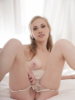 This Horny Little Sweetheart Simply Enjoys Showing Her Assets For The Hungry Camera Lens. Feel Free