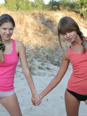 Nothing Can Stop These Passionate Lesbian Teens With Sweet Bodies From Making Love To Each Other. Nothing pics
