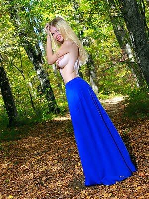 Colors For Love, Colors For Eternity. This Gorgeous Busty Nude Model Love To Share Knowledge About I