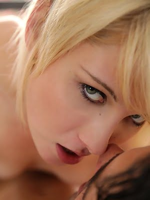 Sassy Blonde Dani Desire Works Her Man Towards A Big Sticky Facial With Her Soft Sweet Hands And Eag Sweet pics