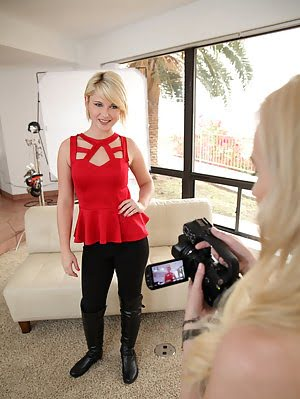 Spunky Blonde Winter Marie Is Ready To Show Skylar Green That She Deserves To Be The Next Nubiles Gi